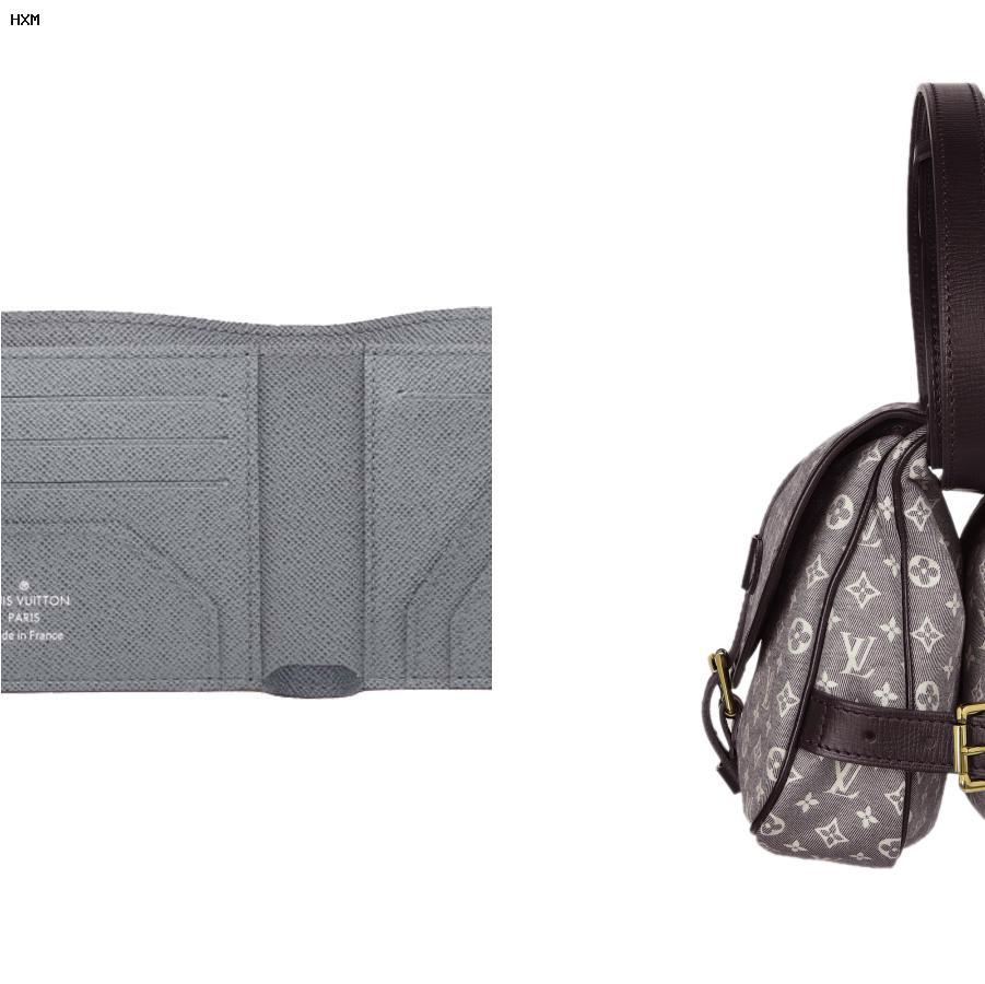 louis vuitton mens backpack black